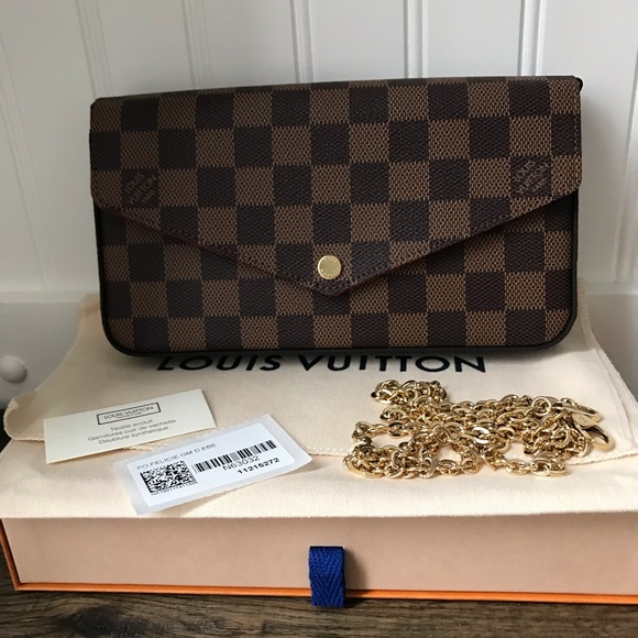 f6ad475917 Louis Vuitton Pochette Felicie